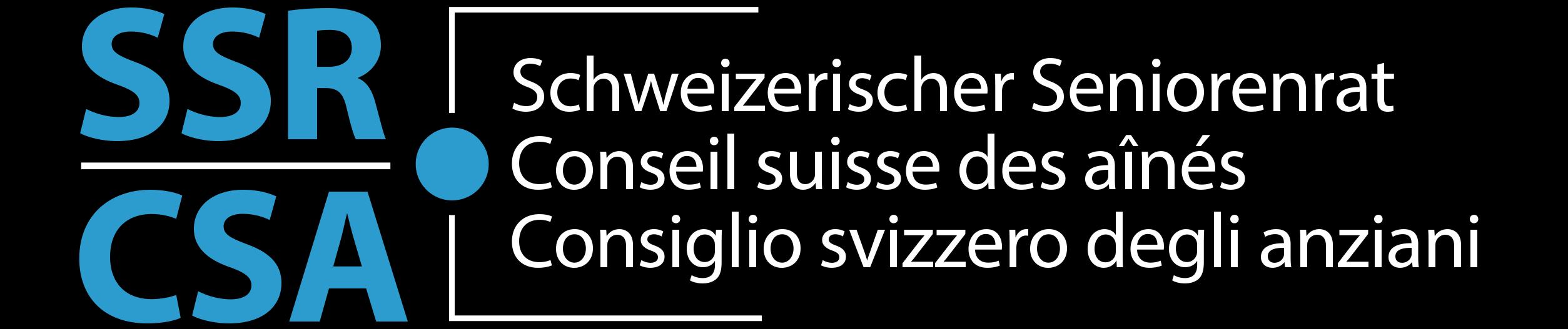 Schweizerischer Seniorenrat (SSR)