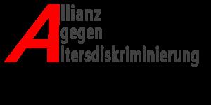 Logo der Allianz gegen Altersdiskriminierung